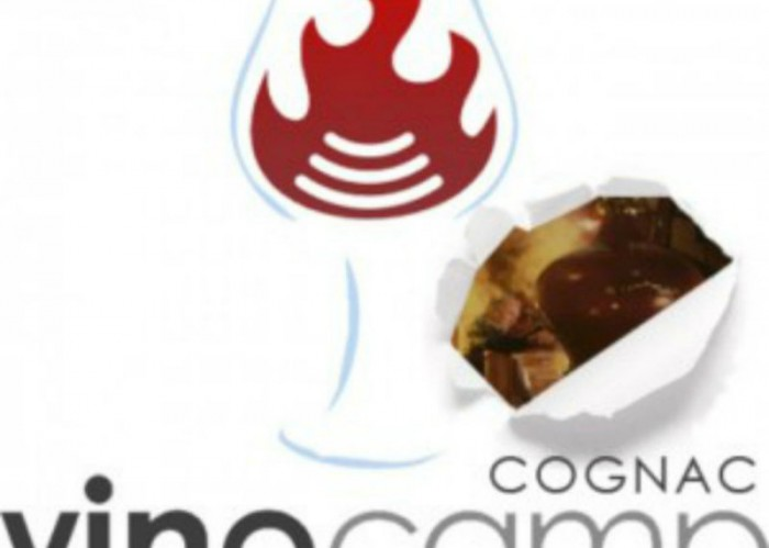logo du Vinocamp Cognac