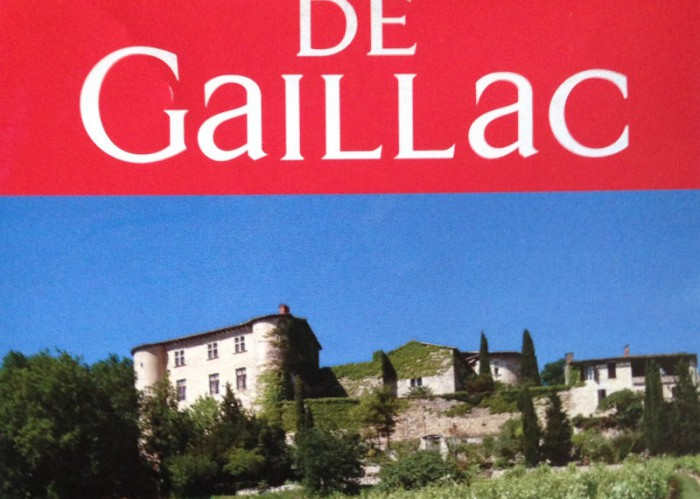 Photo depliant Route des Vins de Gaillac