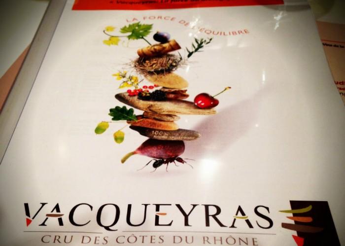 Masterclass Vacqueyras - salon Découvertes en Vallée du Rhône 2013 - DVR2013
