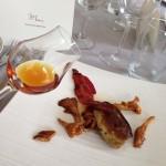 Armagnac et escalope de Foie Gras de canard du Gers - Château Bellevue