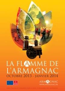 Flamme de l'Armagnac 2013