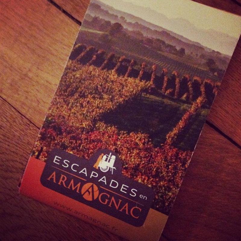 Reseau Escapades en Armagnac
