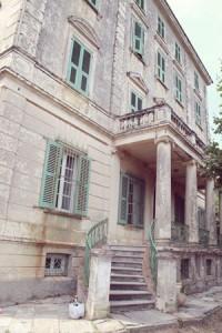 La maison de famille des Luigi à Rogliano