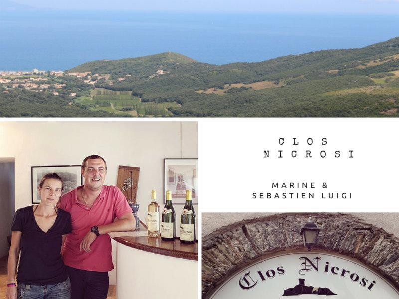 Marine et Sébastien Luigi-Clos Nicrosi-Corse