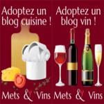 Quand les blogs vin et cuisine se mélangent sous l'impulsion du blog Mets & Vins