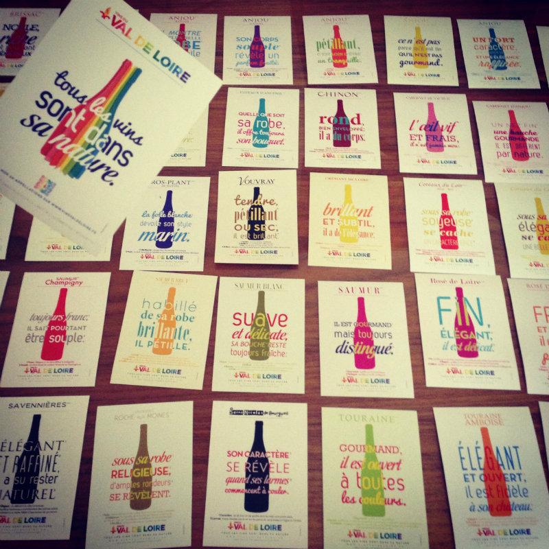 Nouvelle campagne de communication des vins du Val de Loire