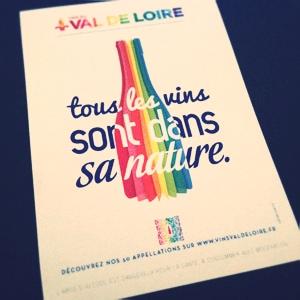 Nouvelle signature des vins du Val de Loire