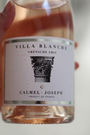 Rosé-Villa-Blanche---Calmel-&-Joseph