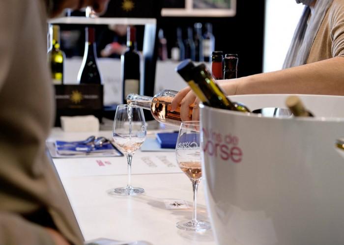 Photo illustrant article sur les femmes et le vin en Corse - crédit photo CIVC pendant Vinisud