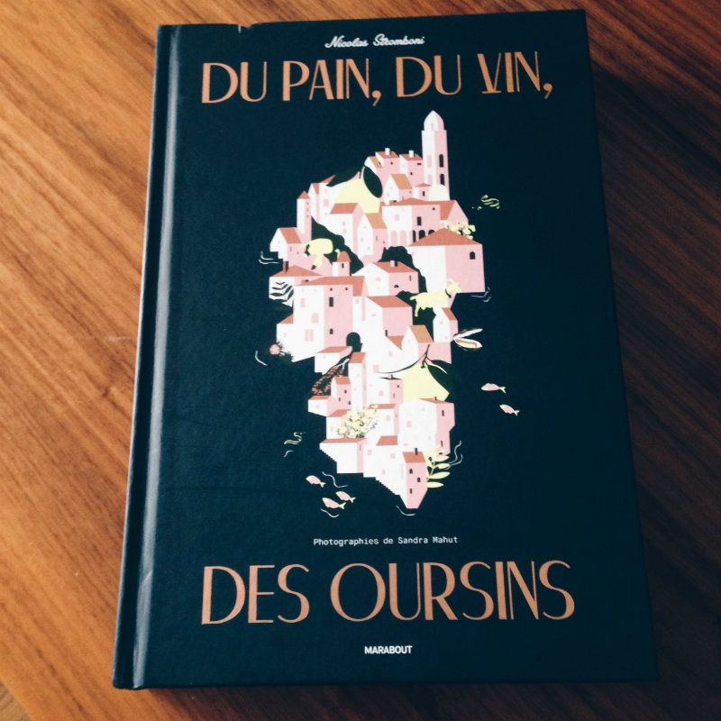 Du Pain Du Vin Des Oursins Un Hymne A La Corse Et A Ses Richesses Gastronomiques Very Wine Trip